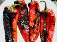 Grilled Peppers!